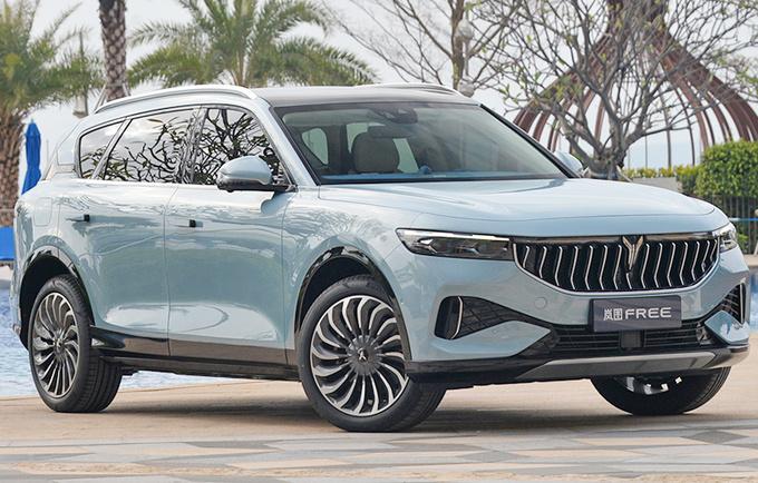 东风岚图全新大SUV 6月量产下线 售价不高于40万元