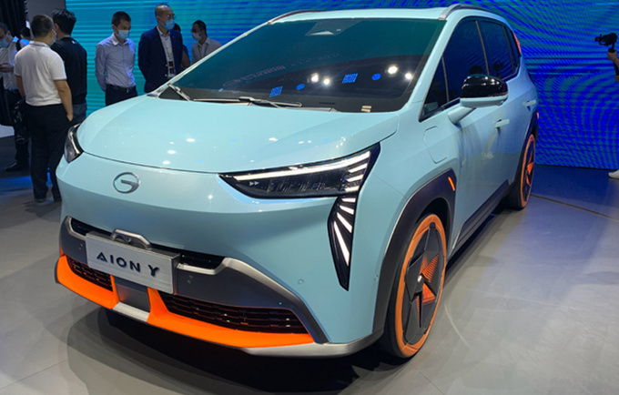 广汽埃安2020年销量突破6万辆!再推4款新车型