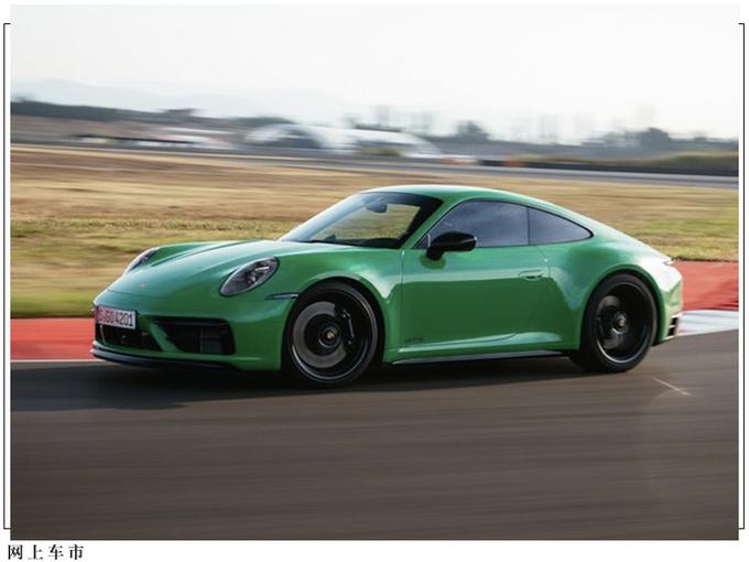 3.4秒破百!保时捷新款911 Carrera GTS官图发布
