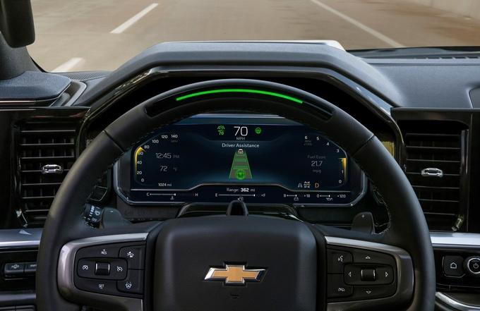 2022款雪佛兰索罗德发布美式大皮卡四缸机成标配-图6
