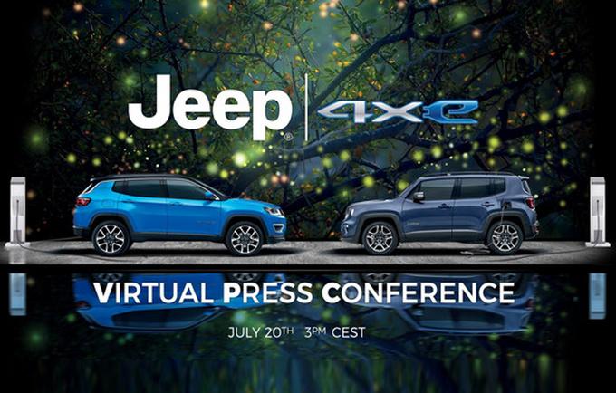 Jeep自由侠/指南者插混版5天后发布 搭1.3T引擎