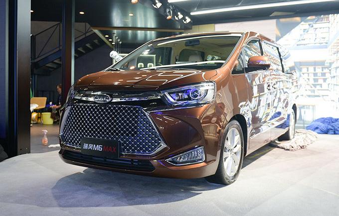 2020北京车展前瞻:江淮瑞风M6 MXA抢先看