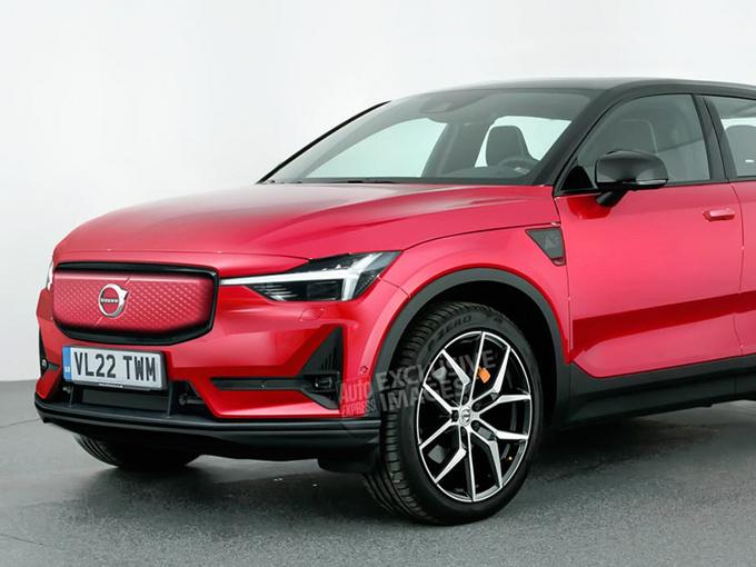 沃尔沃全新SUV曝光!或将进行国产/将于2023年发布