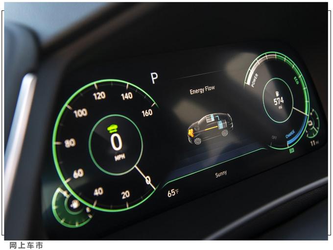 现代全新索纳塔混动版下月开售/配太阳能充电板-图5