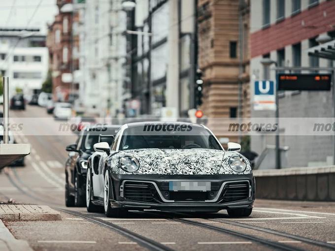 保时捷911全新改装版!外观造型升级/动力大幅提