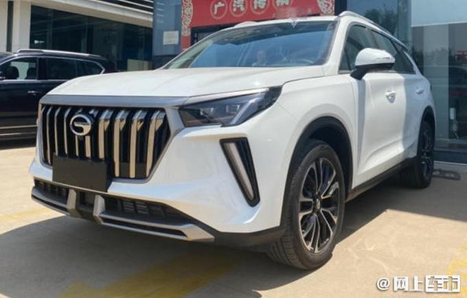 广汽传祺GS4 PLUS到店实拍!预售13.5万起 7月上市