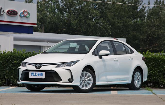 一汽丰田全年销量达80万 超额完成5% 卡罗拉创纪