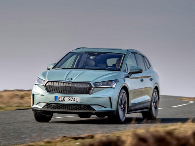 斯柯达新车计划曝光!到2030年将推3款电动车