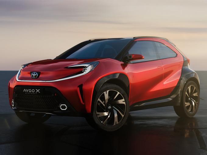 丰田全新轿车即将投产!搭1.0T/前脸搭贯穿灯带