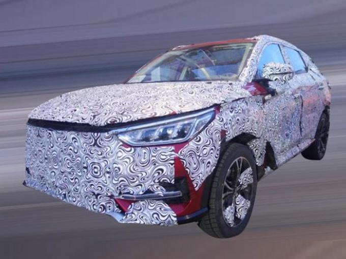 比亚迪全新SUV谍照首次曝光预计10万元起售-图1