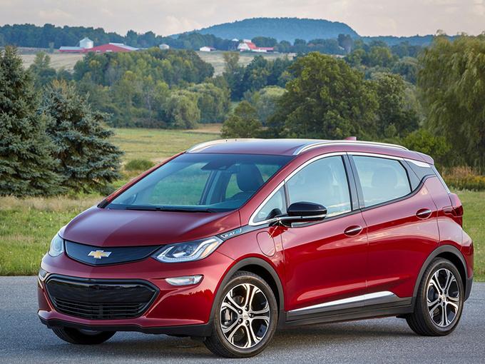锂电池隐患,雪佛兰Bolt EV被召回,涵盖新款车型