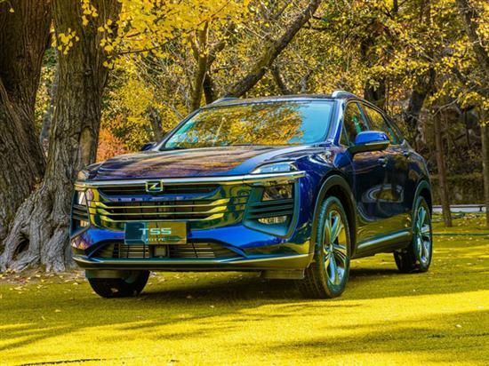 众泰TS5全新SUV即将开卖 酷似保时捷卡宴