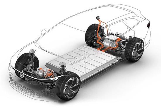 或取代帕萨特 大众将推全新纯电动车ID.5