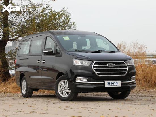 江淮瑞风M4计划增2.0T柴油车型 3月上市