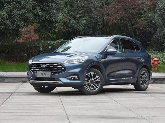 福特锐际1.5T两驱将上市 预计售价16万