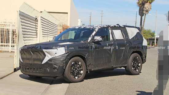 2021年上市 新一代Jeep大切诺基年底发布