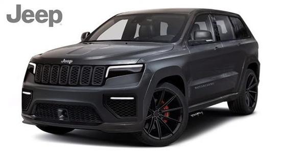 全新Jeep大切诺基预计年内发布 采用全新平台