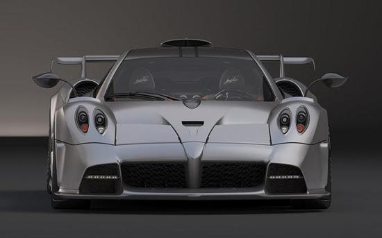 帕加尼全新超跑亮相 限量5台/价值540万美元