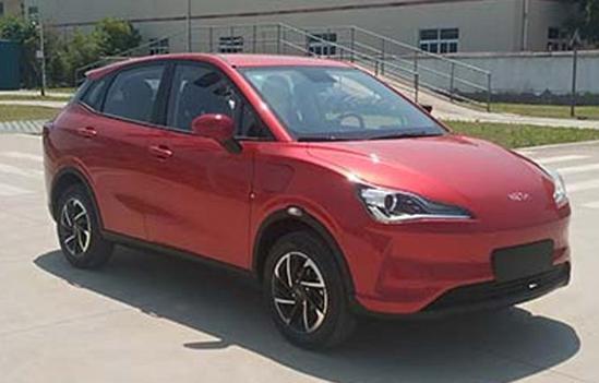 哪吒全新微型车实拍图曝光 比奔奔E-Star大