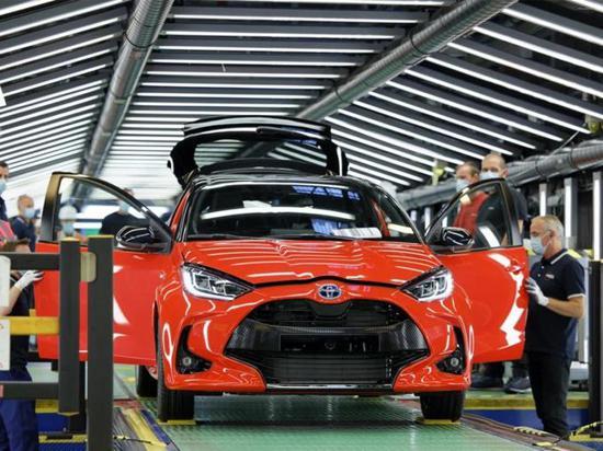 丰田全新雅力士投产 跨界车明年投产