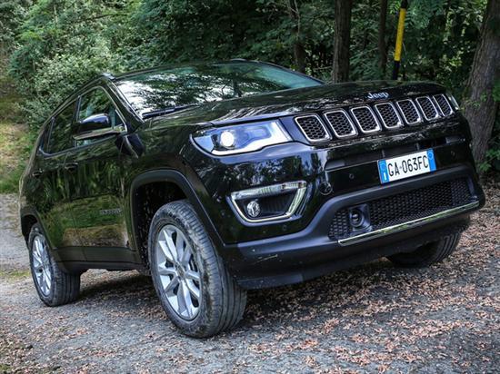 Jeep指南者插混版正式发布 升级四驱系统