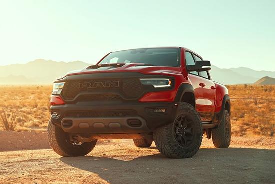 2021款道奇TRX正式发布 搭6.2L V8发动机