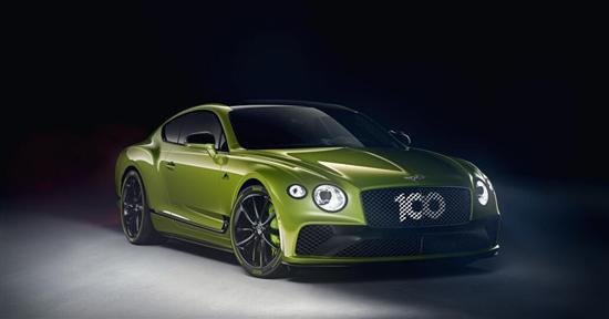 限量发售15台 宾利欧陆GT派克峰版9月交付