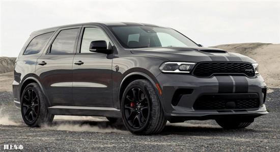道奇高性能SUV售价公布 搭6.2T V8引擎