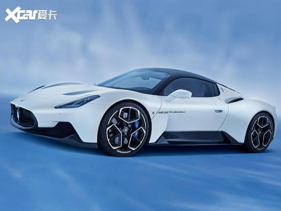售价210万 玛莎拉蒂MC20将亮相北京车展