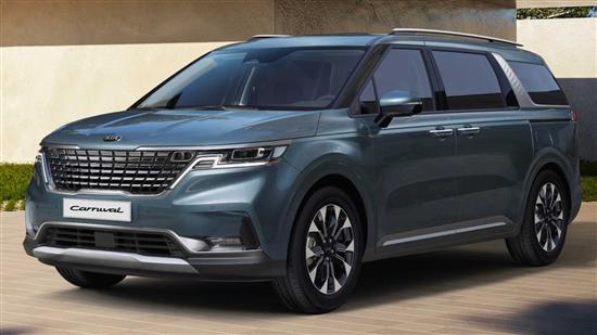 起亚嘉华北京车展首发亮相 国产版明年上市