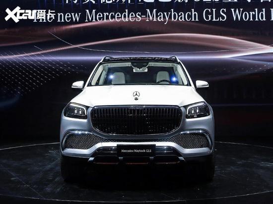 梅赛德斯-迈巴赫GLS将于广州车展上市