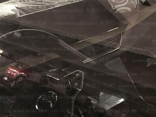 简约而不失科技感 曝东南七座SUV独家谍照