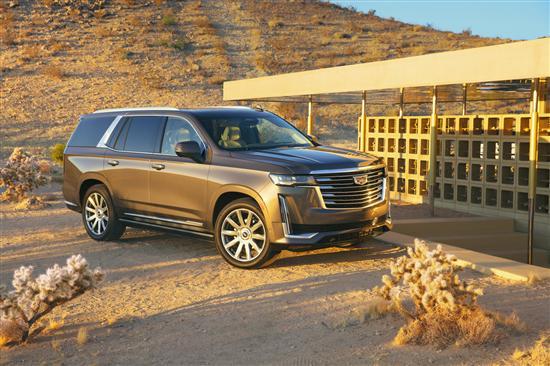凯雷德将推高性能版车型 最快明年发布