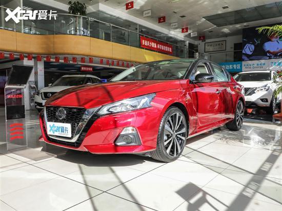 2021款东风日产天籁上市 售17.98万元起