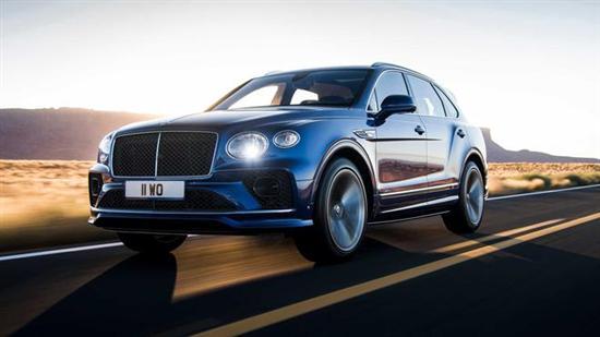 优化碳排放 宾利将在2026年停产W12引擎