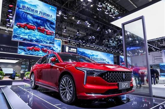 中国一汽10月生产整车341323辆 增长12.0%