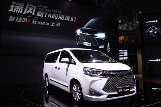 瑞风成为独立汽车品牌 重点聚焦商务车市场