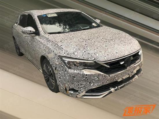 全新紧凑型轿车 东风风神G35将明年上市