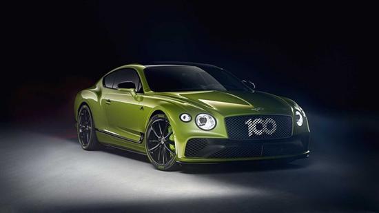 限量发售15台 宾利欧陆GT派克峰版开始交付