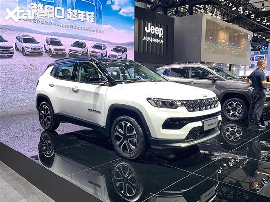 新款Jeep指南者开启预售 预售14万元起