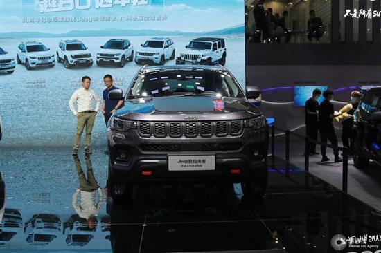 内饰/配置升级 Jeep指南者售13.98万元起