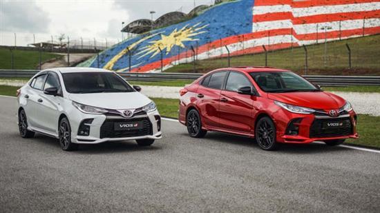 主打东南亚市场 丰田将推出Vios GR-S
