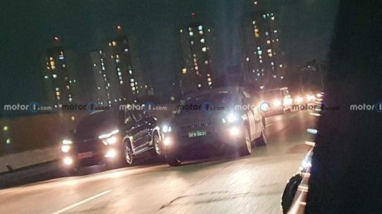 Jeep全新七座SUV谍照曝光 与指南者同平台