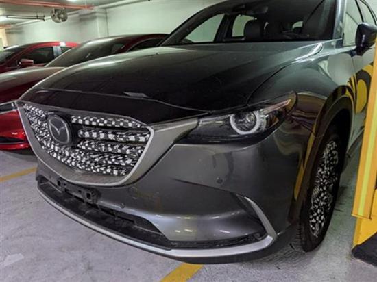 新款马自达CX-9国内谍照 或2021年国产
