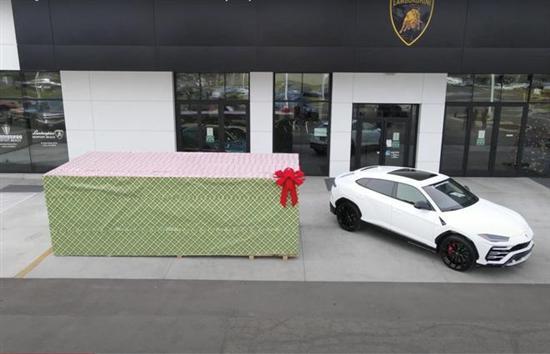 V12引擎 兰博基尼Sian售价360万美元