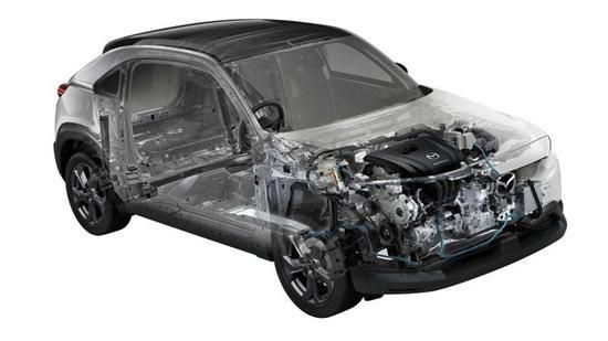 重启转子发动机 马自达将推增程式MX-30车型