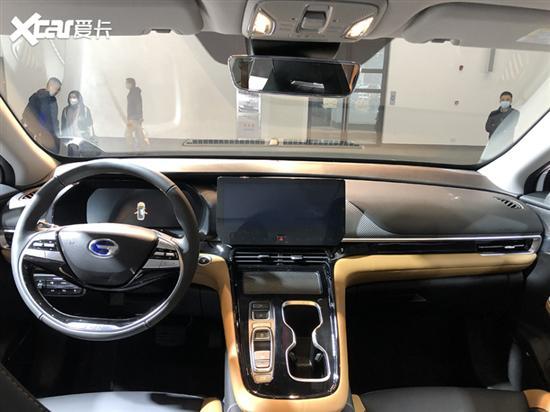 广汽本田EA6内饰正式发布 科技氛围浓厚