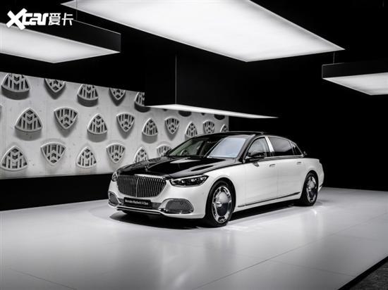 全新迈巴赫S级将年内上市 专属双色车漆