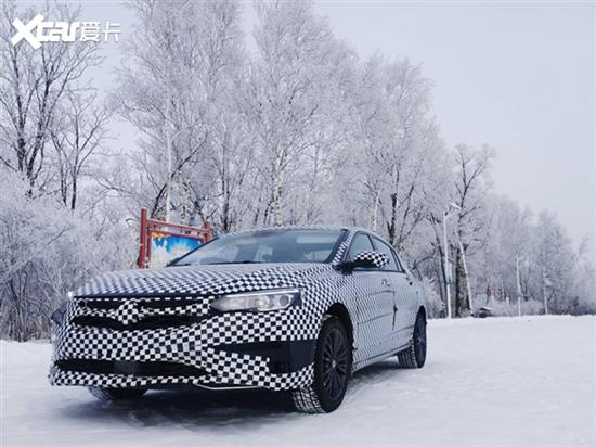 东风风神全新轿车6月上市 定名奕炫MAX
