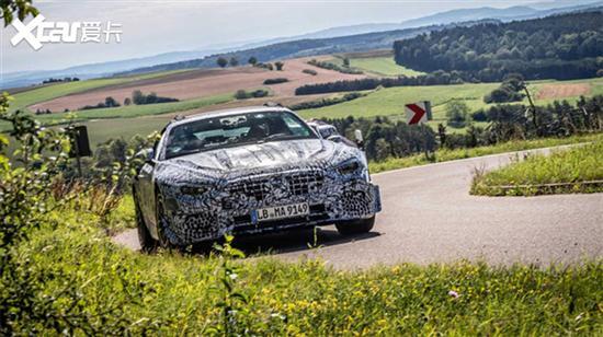 全新奔驰SL级最新消息 有望于年底发布